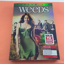Weeds: Season Six 6(DVD/2011/3-Disc)Showtime Mary Louise Parker/Nealon BRAND NEW