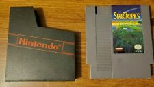 StarTropics -- Nintendo NES Game -- Game only -- Authentic