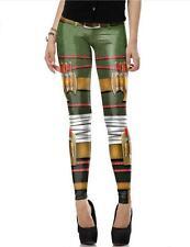 Fashion legging Blade and Ammo Star Wars printed legging elastic Slim legging