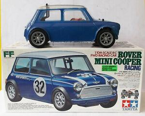 Tamiya RC Mini Cooper 58211 - M-03 chassis - 1/10 - VGC w box