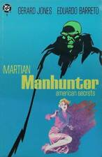 Martian Manhunter american secrets 1 bis 3 von Gerard Jones, DC Comics