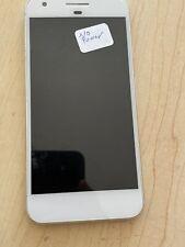 Google Pixel - 32gb-sehr Silber Smartphone keine Macht für Ersatzteile und Reparatur nur