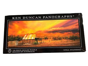 2003 Ken Duncan Panographs 'Still Standing, SA' 748 Piece Jigsaw Puzzle 83x31cm
