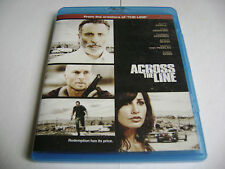 Across the Line (Blu-ray Disc, 2011, Canadian)