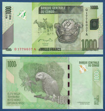 Congo/Congo 1000 Francs 2005 (2012) UNC P. 101 A