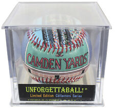 Orioles Camden Yards Printed Unforgetaball! Un-signed