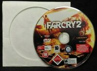 Far Cry 2 FARCRY 2 Import Pegi -  PC CD-ROM Game Complete Mint Discs 1 Owner