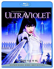 ULTRAVIOLET - BLU-RAY - REGION B UK