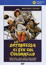 LA DOTTORESSA CI STA' COL COLONNELLO  DVD