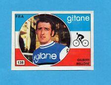 SPRINT '73-PANINI-Figurina n.138- BELLONE - FRANCIA -Recuperata