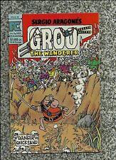 GROO THE WANDERER #2 1983 PACIFIC COMICS SERGIO ARAGONES HUMOR FANTASY NM-