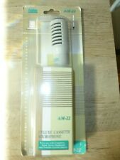 LABTEC AM-22 DELUXE CASSETTE MICROPHONE FOR COMPUTERS STEREO & CASSETTE PLAYERS