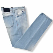 NEW KITON JEANS COTTON EA SIZE 34 US 50 EU UPNJSM KJUS30