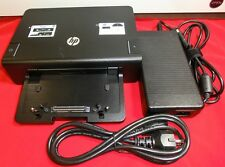HP Advanced Docking Station HSTNN-I10X mit Original HP Netzteil 230Watt