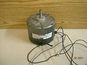 GC38- GE COMM MOTORS 1/8 HP 5KCP39GF HVAC CONDENSER FAN MOTOR 825 RPM 0.67 A