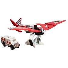Matchbox Sky Shifter Playset Elite Rescue Battle the Volcano New