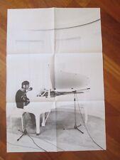 JOHN LENNON Imagine Poster RARE THE BEATLES