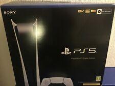 Sony Playstation PS5 Edición Digital Nueva recoger en Glasgow o Post