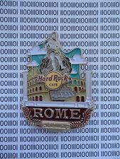 Hard Rock Cafe Rome 2015 - City Icon - Original V15 Version Series Pin on Card