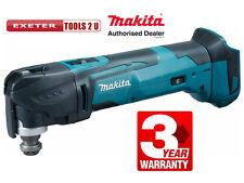 Makita dtm51z 18v Li-ion Multi-Tool LXT cambiamento della lama senza chiave (solo corpo)