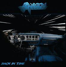 AXXION Back in time CD EIGENRELEASE