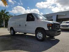 2013 Ford E-Series Van Base Standard Cargo Van 3-Door