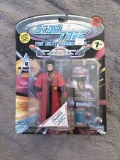 Star Trek-The Next Generation- Q in Judges Robe 1994 BRAND NEW