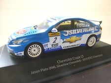 Atlas échelle 1:43 Chevrolet Cruze Jason Plato [Comme neuf and BOXED]