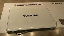 TOSHIBA PORTEGE M800-10D Capot + Contour LCD Blanc