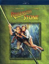 Romancing the Stone Blu-ray Region A