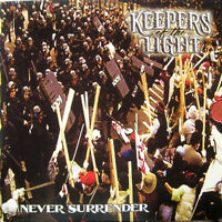 "KEEPERS OF THE LIGHT Never Surrender 12"" Record w/ Junior Reid Dilated Peoples !"