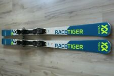 VOLKL RACETIGER Sc Limited 168cm R15,3m + MARKER Motion 10 Bindings