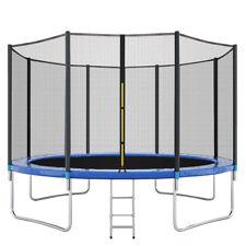 Safety 10FT Trampoline Home Children Indoor Outdoor Trampoline Ladder Protector