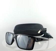 3e6eef6ef Novo em Folha Autêntica Oakley Óculos De Sol OO9264 02 Mainlink 57mm  Armação Preta