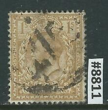 #8811 GREAT BRITAIN Sc#172 Used King George V 1912-13