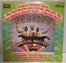 The Beatles- Magical Mystery Tour- LP Israel Red Parlophone EX