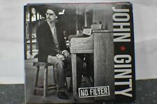 Blues-Rock CD John Ginty - No Filter (2015)