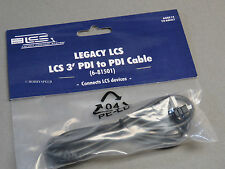 LIONEL LEGACY LAYOUT CONTROL SYSTEM LCS 3' PDI to PDI CABLE o train 6-81501 NEW