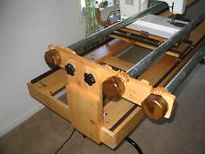 Machine Quilting Frame Plans, Quilt Frame Plans on CD