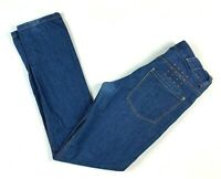 "Ksubi Premium Blue Denim Jeans Men's Actual Size W32"" L33"""