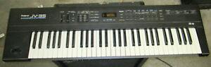 Roland JV-35 Synthesizer Keyboard! NO RESERVE!
