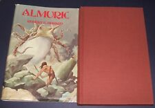 1975 First Edition Almuric by Robert E. Howard Published by Donald Grant R.I.
