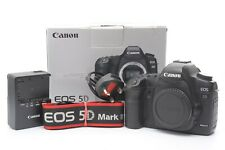 Canon EOS 5D Mark II MK 2 21.1MP Digital SLR Camera  Body Only - Black - Boxed