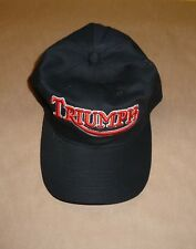 Triumph Embroidered Baseball Hat Cap Top Quality Canvas 500 650 750 Bonneville