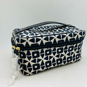 Estee Lauder Medium Cosmetic Makeup Bag Train Case - NEW