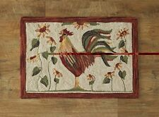 """Rooster Hand-Hooked Rug by Park Designs - 24"""" x 36"""""""