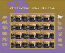 US 4846 Lunar New Year Horse forever sheet MNH 2014
