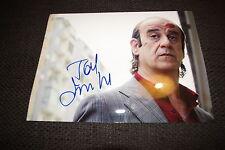 Toni Servillo Signed Autograph on 20x28 cm Photo InPerson La Grande Bellezza