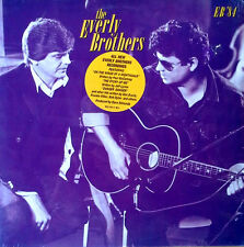 EVERLY BROTHERS - EB '84 - MERCURY LABEL + HYPE STICKER - STILL IN SHRINK WRAP