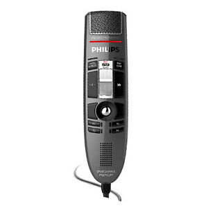 SMP 3710 (SpeechMike Premium Touch Dictation microphone)